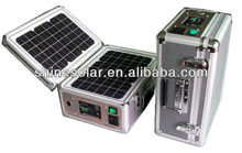 Solar Energy Products,solar power generator/camping charging system SN-PSK30