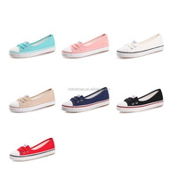 Alibaba China Women Shoes Girls Leisure Canvas Shoes Vulcanized Canvas sneaker Shoes for girls
