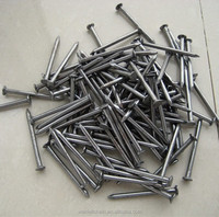 Steel concrete nails / hardened steel concrete nails for construction