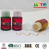 acid free PET glue sparkle paint