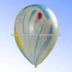 latex Rainbow color ball,toys,party balloon