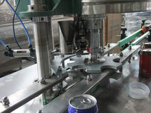 Best price crazy Selling beverage cans filling machine price