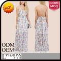 caliente la venta de ropa mujer listo para usar de verano casual el último formal vestido de patrones