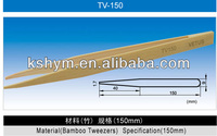 ESD Bamboo Tweezers ,TV Series (TV-150)