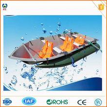 Cheap fiberglass aluminum folding fishing boats