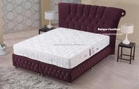 Modern teak wood double bed designs for sale