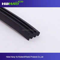 2015 hot sale adhesive rubber seal strip / car door and window seal / sealing strips