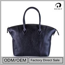 Hot Sell Newest Design Leather Handbags Retail