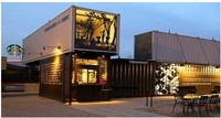 Low Costs Lucury Living 20ft Container House China Container House