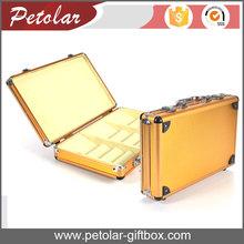 Unique Design Cigarette Display Aluminum case With Handle,Aluminum Box