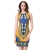 wholesale 2015 New Custom Modern African Evening Party Dress