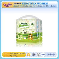 Sexy Design Disposable Baby Printed Adult Diapers