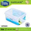 watertight plastic food keeper