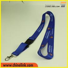 Speical type polyester lanyard wholesale professional manufacture