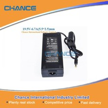genuine Laptop AC Adapter For Acer laptop power adapter 19.5V 6.7A 130W Slim
