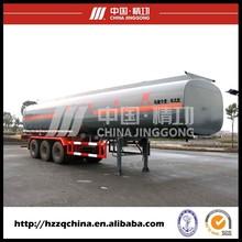 Serbatoio carburante semi rimorchio, in lega di alluminio semirimorchio, camion semi- Trailer
