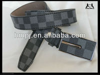 2013 fake designer belts with pu leather