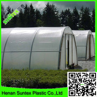 Cheap transparent nonwoven greenhouse film,reinforced 200 micron thick strong plastic impermeable film