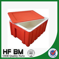 Light and High Quality Motorcycle Top Delivery Food Box
