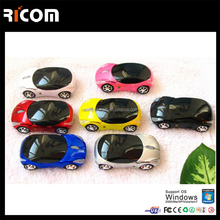 sport mini car wireless mouse,2.4Ghz wireless car mouse,2.4Ghz wireless car shape mouse for Ferrari