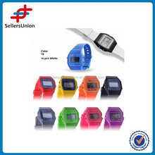 Silicone jelly Watch, cheap casi0 jelly watch, hot sale jelly watch for summer