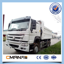 China HOWO manufacture of new condition 6x4 self loader truck 20ton capacity hot sale