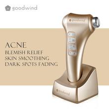 beauty options ultrasonic facial machine, galvanic facial massager, ultrasonic photon beauty device