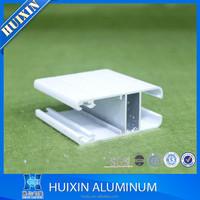 Algeria market/white powder coating/single glass windows alloy aluminum extrusion profile /manufacturer/factory supplier