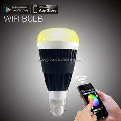 china hot products,Bluetooth RGBW wifi led light bulb cost