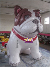 4M TALL inflatable bull dog/custom giant inflatable