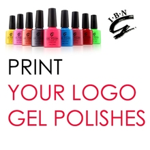 TWO WAYS TO PUT YOUR LOGO ON PRIVATE LABEL GEL POLISH