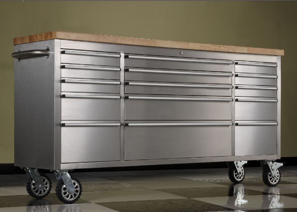 1409050095645_hz-fileserver-upload-01_6591117 drawers handle & 72-inch Stainless Steel 15-drawer Roll Cab Tool Box - Buy 15-drawer ...