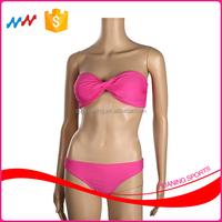 Sexy Women Pink Bikini 2-Pieces Supplies Wholesale