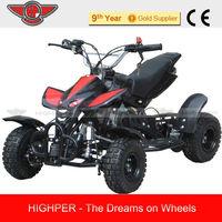 2013 New Model 49CC 2-Stroke Automatic Quad ATV