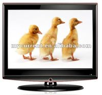 Super slim 19inch LCD TV with 100%quanlity guaruntee