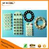 Custom silicone rubber keypad rapid prototype for new design