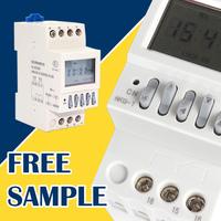 digital light 12 volt dc timer switch