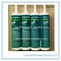 Food Grade RTV Silicone Sealant Adhesive Dow Corning 734