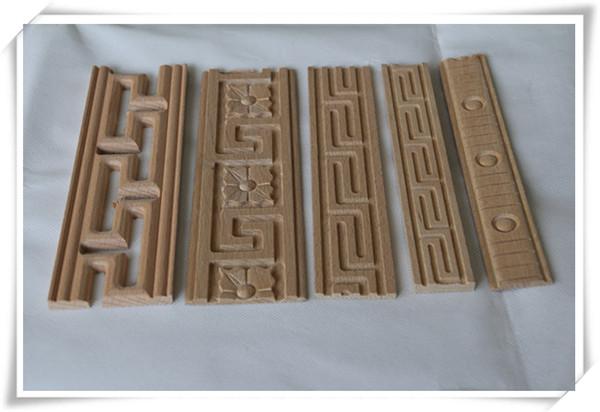 Wood Window Frame Mouldings/unfinished Wood Frames/antique Wood Trim ...