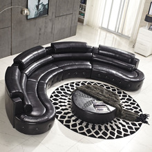 Foshan Furniture Leather Sofa Set, Modern furniture sofa set designs and prices