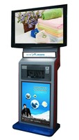 Public Cell Phone Charging Station,wifi lcd advertising display