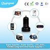 Top quality 2.1A High efficiency dual usb car charger