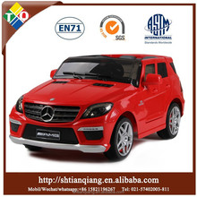 Automatic mercedes benz baby car