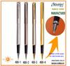 metal rollerball/roller tip pen, fountain pen, high end business gift, school/office pen, logo print, gift box pen RP-486