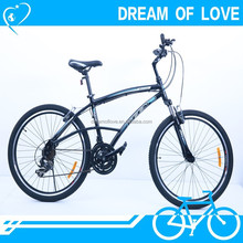 "26"" mountain bike high quality 21 speed/bicicletas lightweight mountain bike from china"