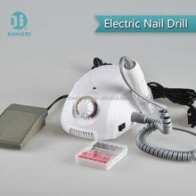 Professional CE nail art manicure