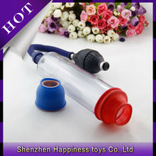 Wholesale Enhancing Climax Sex Life Toys Penis Vacuum Pump Cup For Men