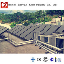 China manufacture split pressurized flat plate solar water heater system with high quality