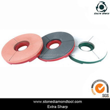 150mm granite surface Buffing and Polishing Disc for Radial Arm Slab master System