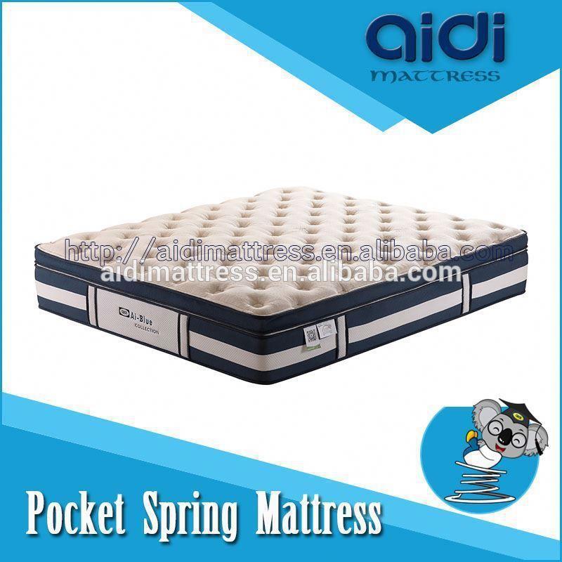 High Quality Bunk Beds Mattress 7 zone Pocket Spring